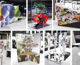 Trasformatori e prototipi di Display Design a Elementaria 2018 (Video)