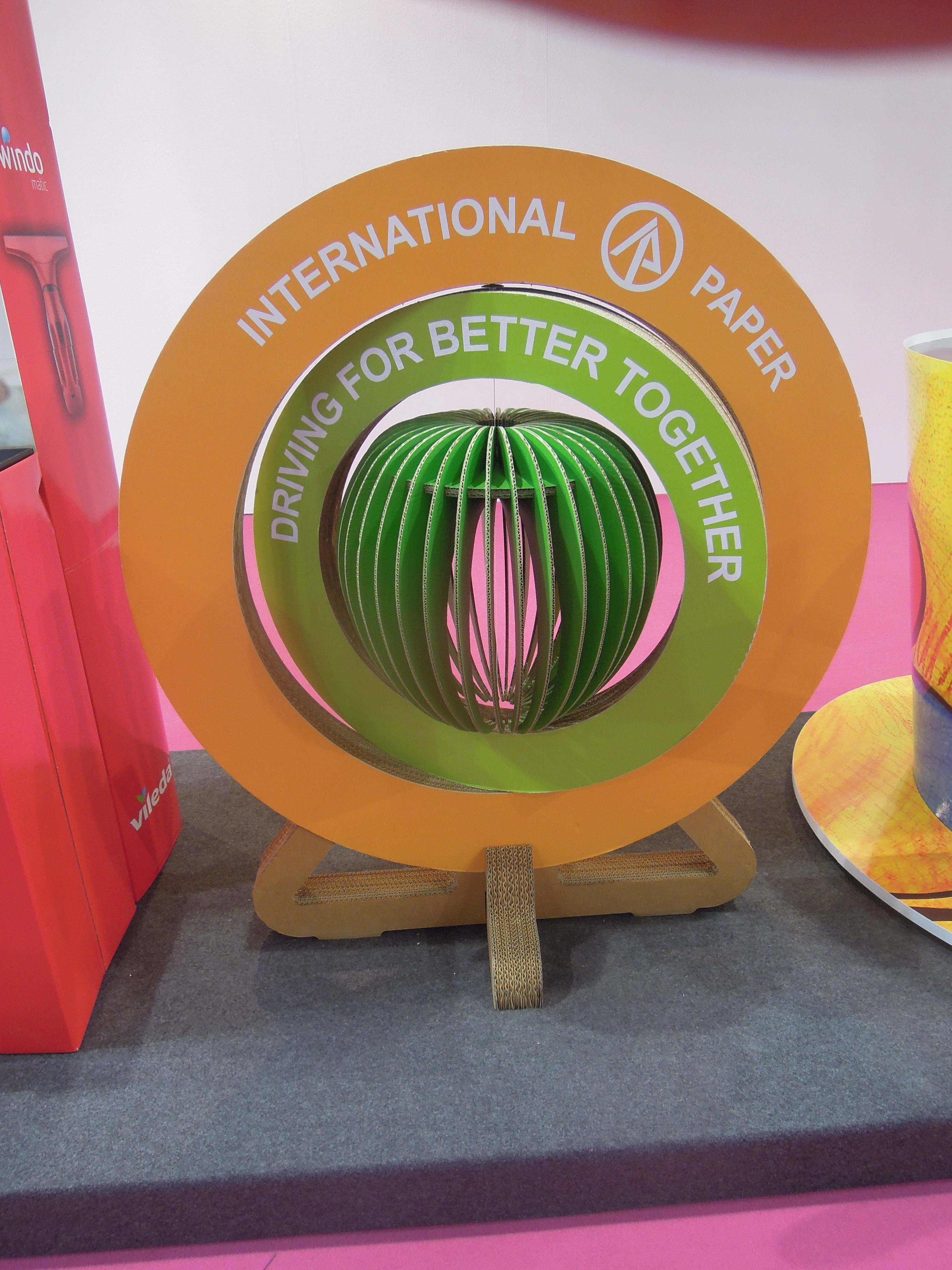 2° premio RED BOX per International Paper