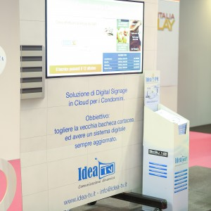 Premio speciale Digital Signage Idea PM – prototipo
