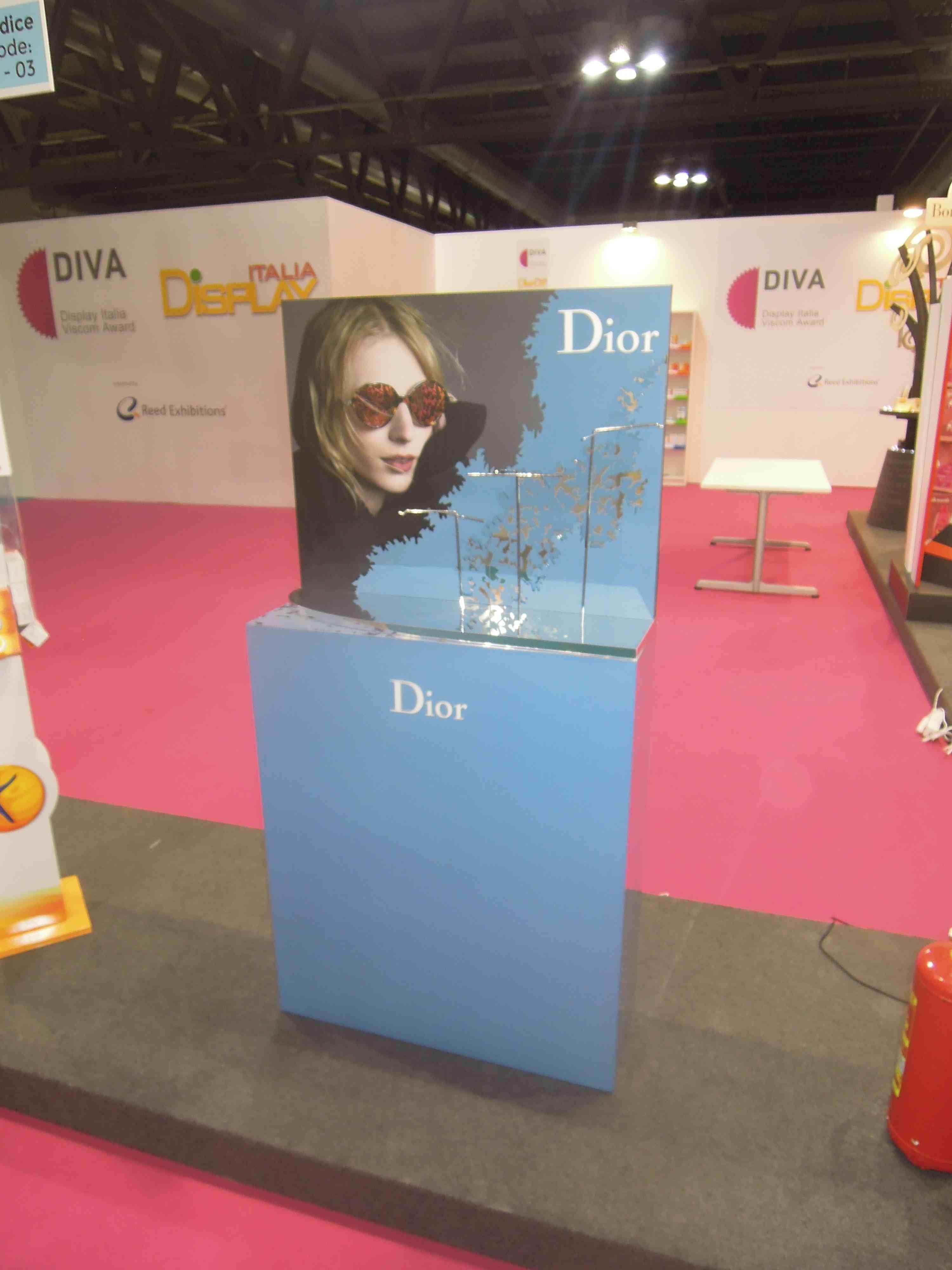1°- Robots spa per Dior
