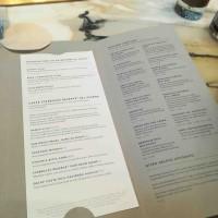 clic foto per leggere il menu