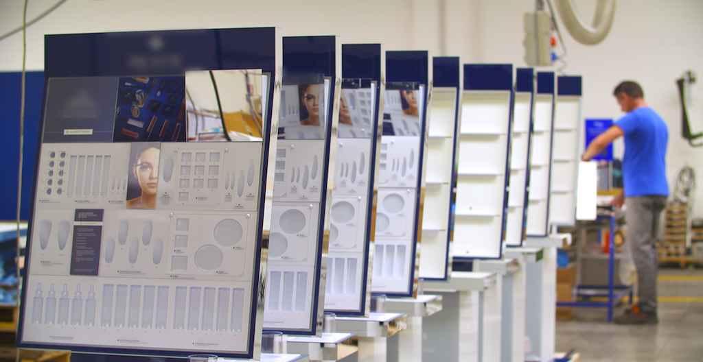 Ripresa display e shop fitting: al 4° Trimestre 2020