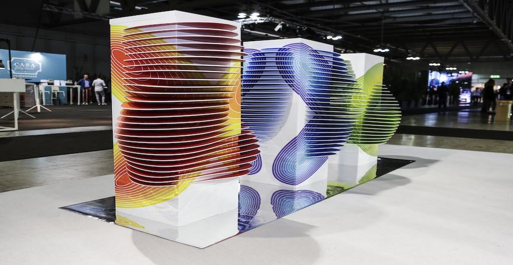 Videointerviste sul display design: Bayer, AFAM, Adreani, HP, Sarno, Maggioni