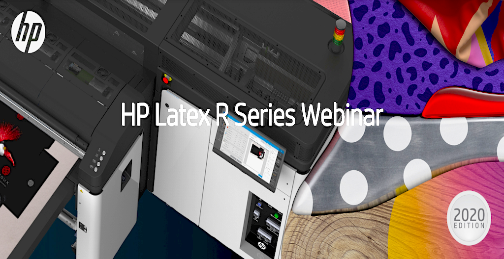 Stampa green Latex per Display durevoli e Shopfitting: il webinar HP