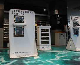 il design for recycling di Adidas Parley corre per gli oceani con i partner