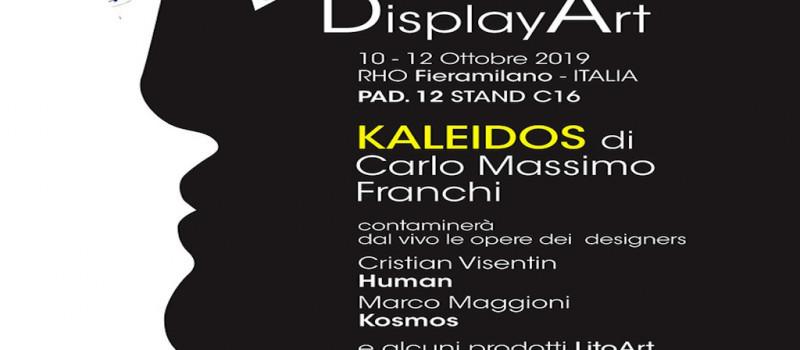 Kosmos diventa un'opera d'arte con Litoart, Franchi e Maggioni (foto)