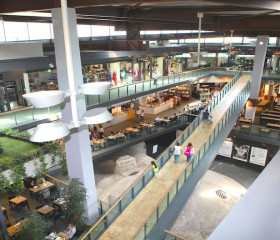Mercato Centrale, la food hall della gastronomia italiana