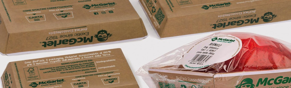 Safe&Green: packaging per freschi sicuro, trasparente e sostenibile