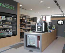 Il micromarket aziendale Foodie's è un nuovo canale di business