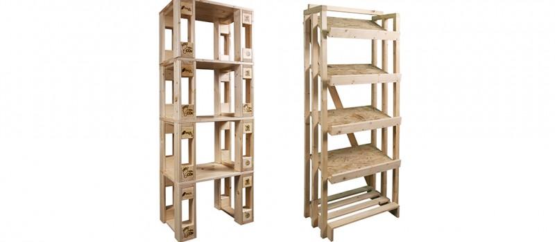 Sostenibilità del legno